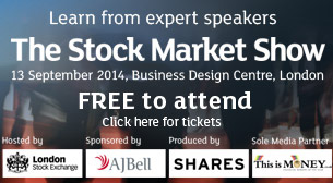 The Stock Market Show - Register now for free