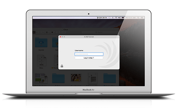 The AJ Bell Mac app