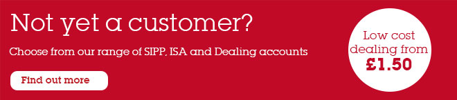 Not yet a customer – compare our accounts.