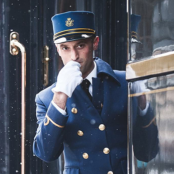 Win a trip on the Orient Express image